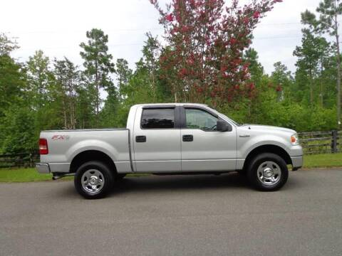 2005 Ford F-150 for sale at CAROLINA CLASSIC AUTOS in Fort Lawn SC