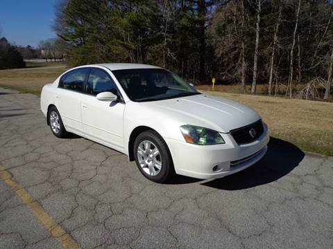2006 Nissan Altima for sale at CAROLINA CLASSIC AUTOS in Fort Lawn SC