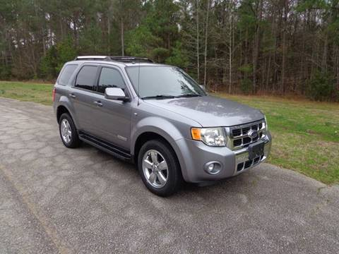 2008 Ford Escape for sale at CAROLINA CLASSIC AUTOS in Fort Lawn SC