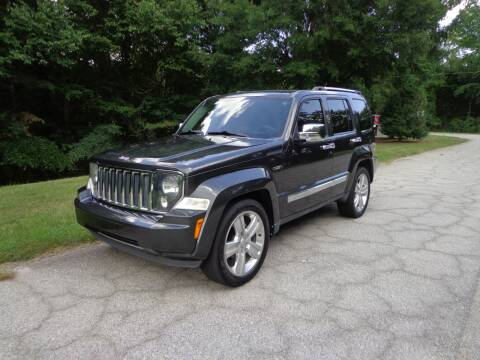 2011 Jeep Liberty for sale at CAROLINA CLASSIC AUTOS in Fort Lawn SC