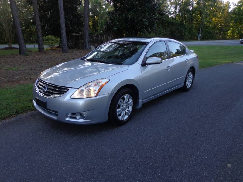 2010 Nissan Altima for sale at CAROLINA CLASSIC AUTOS in Fort Lawn SC