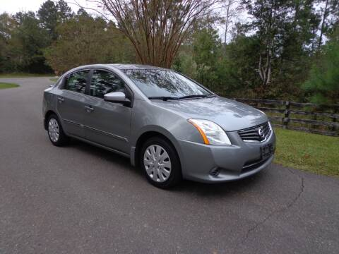 2012 Nissan Sentra for sale at CAROLINA CLASSIC AUTOS in Fort Lawn SC