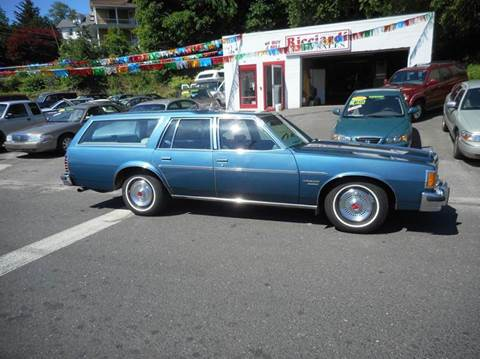 1978 Pontiac Catalina for sale at Ricciardi Auto Sales in Waterbury CT