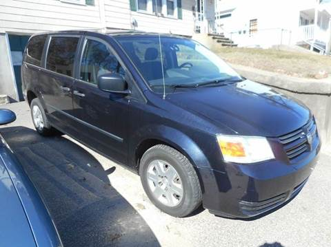 2010 Dodge Grand Caravan for sale at Ricciardi Auto Sales in Waterbury CT