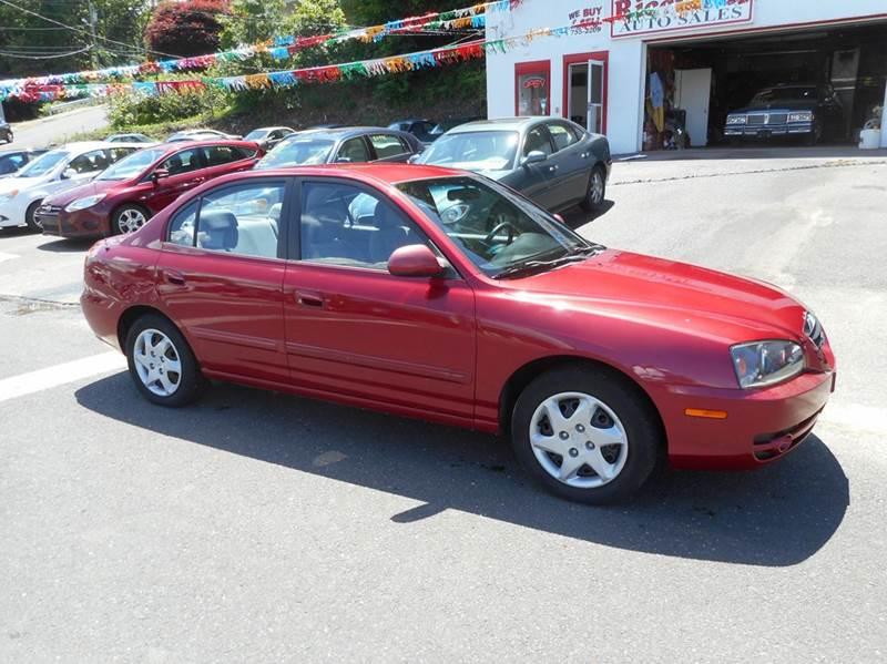 2004 Hyundai Elantra GLS 4dr Sedan   Waterbury CT