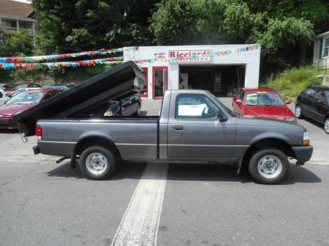 1999 Ford Ranger for sale at Ricciardi Auto Sales in Waterbury CT