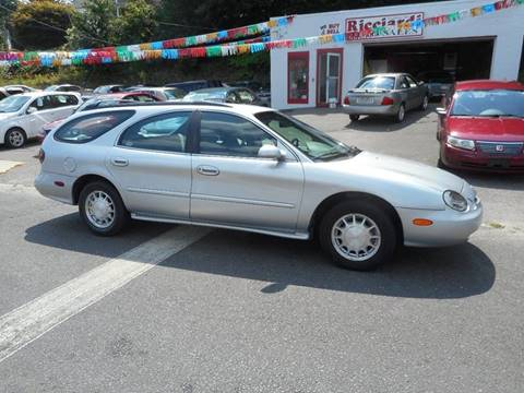 1997 Ford Taurus for sale at Ricciardi Auto Sales in Waterbury CT
