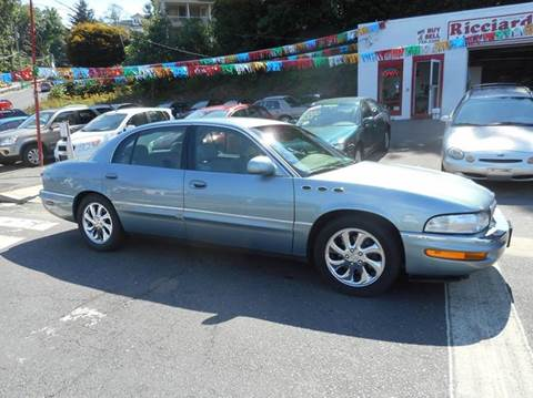 2003 Buick Park Avenue for sale at Ricciardi Auto Sales in Waterbury CT
