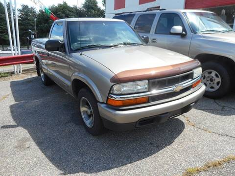 2003 Chevrolet S-10 for sale at Ricciardi Auto Sales in Waterbury CT