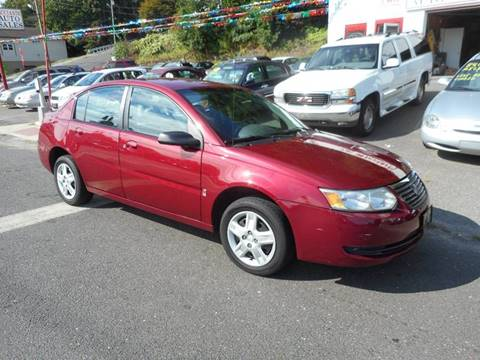 2006 Saturn Ion for sale at Ricciardi Auto Sales in Waterbury CT