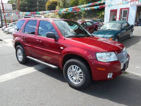 2006 Mercury Mariner for sale at Ricciardi Auto Sales in Waterbury CT
