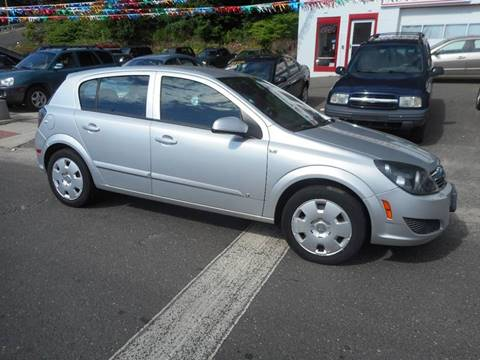 2008 Saturn Astra for sale at Ricciardi Auto Sales in Waterbury CT