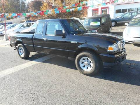 2009 Ford Ranger for sale at Ricciardi Auto Sales in Waterbury CT