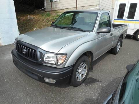 2004 Toyota Tacoma for sale at Ricciardi Auto Sales in Waterbury CT
