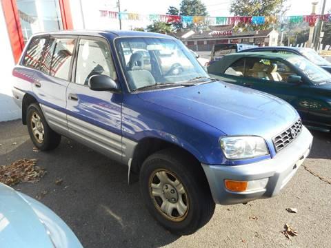 2000 Toyota RAV4 for sale in Waterbury, CT