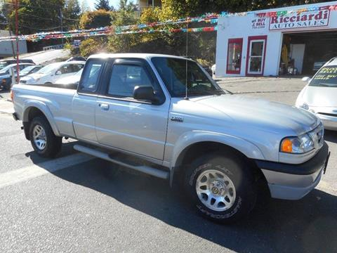 2003 Mazda Truck for sale at Ricciardi Auto Sales in Waterbury CT