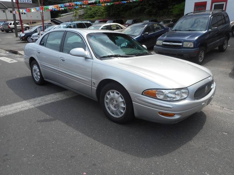 2002 Buick LeSabre for sale at Ricciardi Auto Sales in Waterbury CT