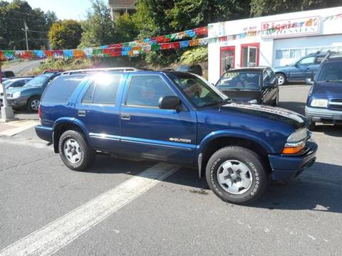 2003 Chevrolet Blazer for sale at Ricciardi Auto Sales in Waterbury CT