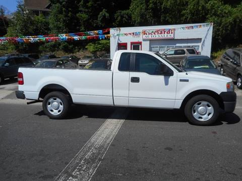 2006 Ford F-150 for sale at Ricciardi Auto Sales in Waterbury CT