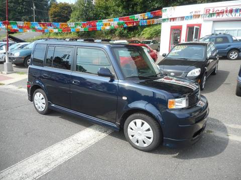 2006 Scion xB for sale at Ricciardi Auto Sales in Waterbury CT