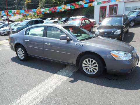 2007 Buick Lucerne for sale at Ricciardi Auto Sales in Waterbury CT