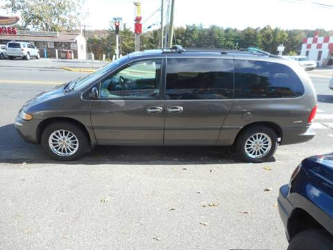 1999 Chrysler Town and Country