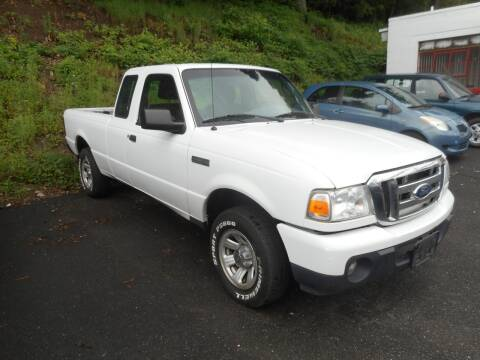 2011 Ford Ranger for sale at Ricciardi Auto Sales in Waterbury CT