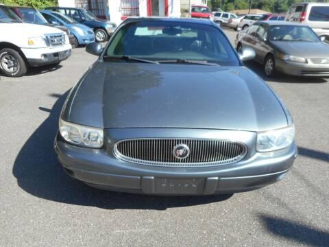2005 Buick LeSabre for sale at Ricciardi Auto Sales in Waterbury CT