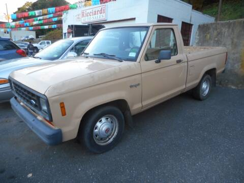 1988 Ford Ranger for sale at Ricciardi Auto Sales in Waterbury CT