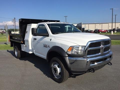 2018 RAM Ram Chassis 5500 for sale in Millsboro, DE