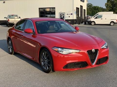 2018 Alfa Romeo Giulia for sale in Millsboro, DE