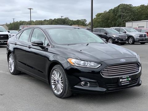 2016 Ford Fusion for sale in Millsboro, DE