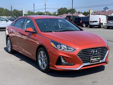 2018 Hyundai Sonata for sale in Millsboro, DE