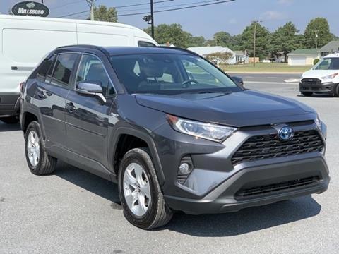 2019 Toyota RAV4 Hybrid for sale in Millsboro, DE