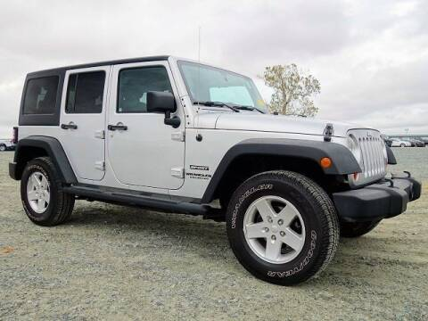 2011 Jeep Wrangler Unlimited for sale in Millsboro, DE