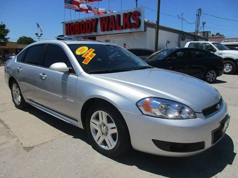 2011 Chevrolet Impala for sale at Giant Auto Mart in Houston TX
