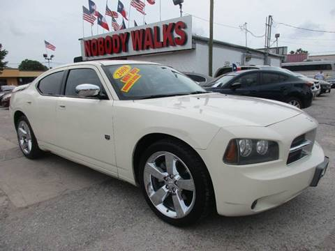 2008 Dodge Charger for sale at Giant Auto Mart in Houston TX