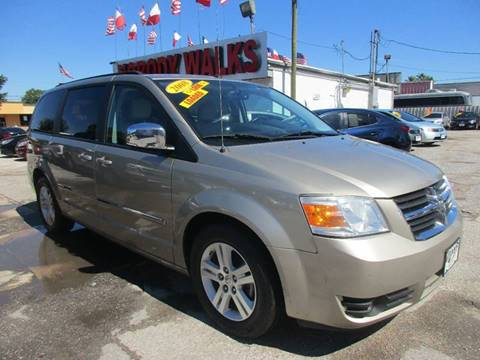 2008 Dodge Grand Caravan for sale at Giant Auto Mart in Houston TX