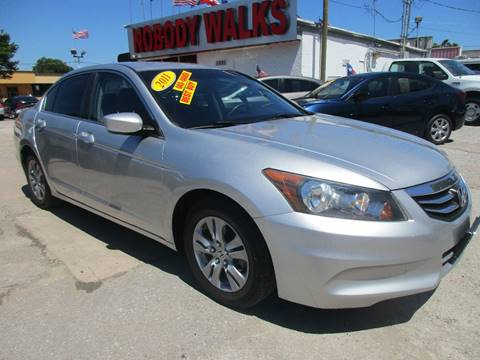 2011 Honda Accord for sale at Giant Auto Mart in Houston TX