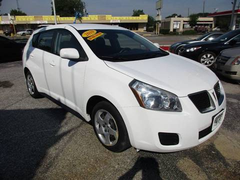 2010 Pontiac Vibe for sale at Giant Auto Mart in Houston TX