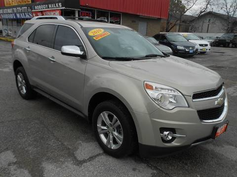 2010 Chevrolet Equinox for sale at Giant Auto Mart in Houston TX