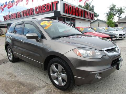 2008 Acura RDX for sale at Giant Auto Mart in Houston TX