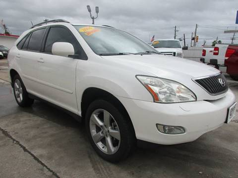 2006 Lexus RX 330 for sale at Giant Auto Mart in Houston TX