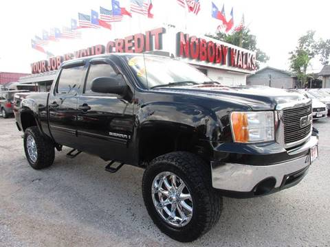 2007 GMC Sierra 1500 for sale at Giant Auto Mart in Houston TX