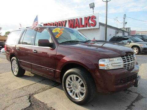 2011 Lincoln Navigator for sale at Giant Auto Mart in Houston TX