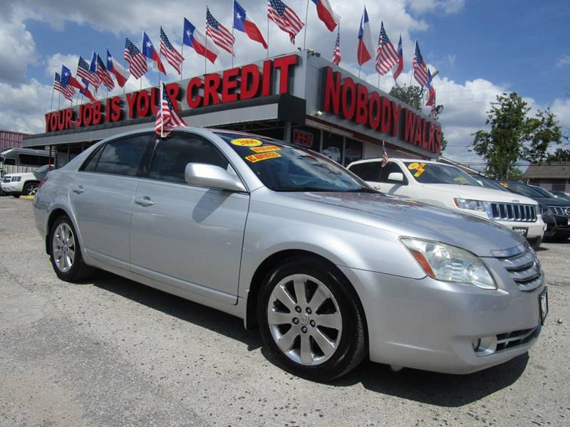 2006 Toyota Avalon For Sale At Giant Auto Mart In Houston TX
