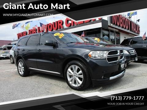 Giant Auto Mart >> Dodge Durango For Sale In Houston Tx Giant Auto Mart