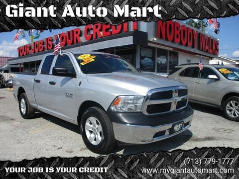 Giant Auto Mart >> Ram For Sale In Houston Tx Giant Auto Mart