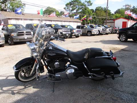 2000 Harley Davidson Road King Classic for sale in Houston, TX