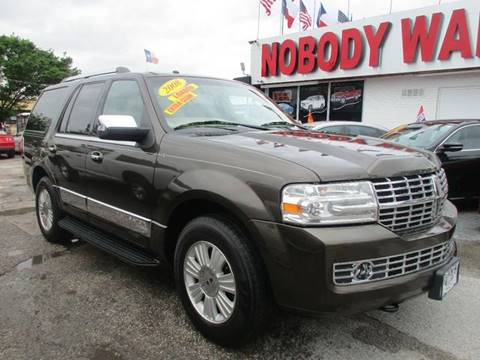 2008 Lincoln Navigator for sale at Giant Auto Mart in Houston TX